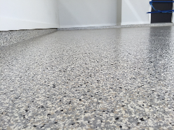 Epoxy garage floor 24