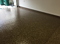 Epoxy garage floor 26