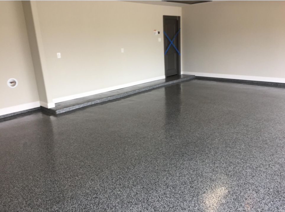 Epoxy garage floor 19