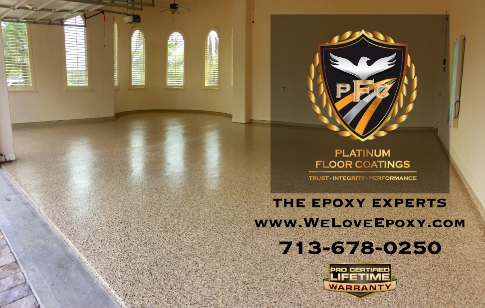 Epoxy garage floor 30